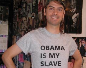 Obama is My Slave