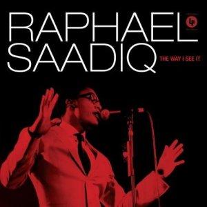 New Album cover from Raphael Saadiq
